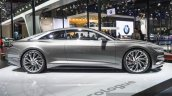 Audi Prologue concept side at Auto Expo 2016