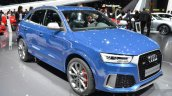 Audi RS Q3 Performance at 2016 Geneva Motor Show