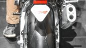 BMW S1000RR rear at Auto Expo 2016