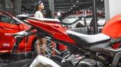 BMW S1000RR split seat at Auto Expo 2016