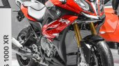 BMW S1000XR at Auto Expo 2016