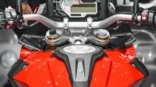 BMW S1000XR fuel tank handlebar at Auto Expo 2016