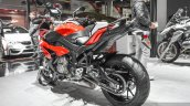 BMW S1000XR rear quarter at Auto Expo 2016