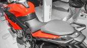 BMW S1000XR seats at Auto Expo 2016