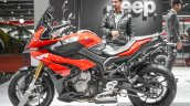 BMW S1000XR side at Auto Expo 2016