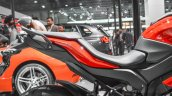 BMW S1000XR tail cowl at Auto Expo 2016