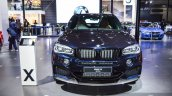 BMW X5 xDrive30d M Sport front at the Auto Expo 2016