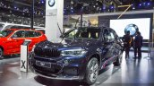 BMW X5 xDrive30d M Sport front quarter at the Auto Expo 2016