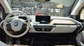 BMW i3 inspired by MR PORTER dashboard at the Geneva Motor Show Live