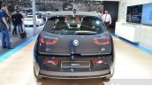 BMW i3 inspired by MR PORTER rear at the Geneva Motor Show Live