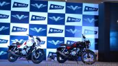 Bajaj V white and black unveiled