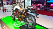 Benelli TNT 25 accessories white at Auto Expo 2016