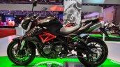 Benelli TNT 600i Nero (black) at Auto Expo 2016