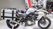Benelli TRK 502 at Auto Expo 2016