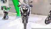 Benelli TRK 502 front at Auto Expo 2016