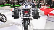 Benelli TRK 502 rear at Auto Expo 2016