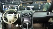 Bentley Flying Spur V8 S dashboard at the 2016 Geneva Motor Show Live