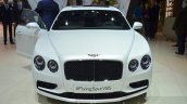 Bentley Flying Spur V8 S front at the 2016 Geneva Motor Show Live
