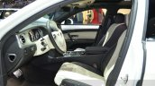 Bentley Flying Spur V8 S front cabin at the 2016 Geneva Motor Show Live