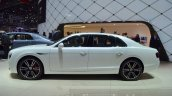 Bentley Flying Spur V8 S side at the 2016 Geneva Motor Show Live