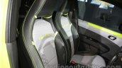 Chevrolet Beat Activ driver seat