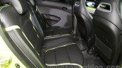 Chevrolet Beat Activ rear seat