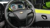 Chevrolet Beat Activ steering wheel