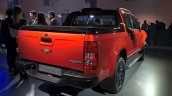 Chevrolet Colorado High Country rear three quarters right side