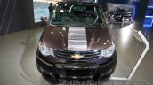 Chevrolet Enjoy special edition front at 2016 Auto Expo