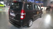 Chevrolet Enjoy special edition rear right three quarter at 2016 Auto Expo