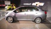 Chevrolet Essentia Concept side profile