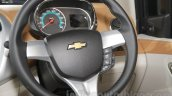 Chevrolet Essentia Concept steering wheel