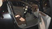 Chevrolet Essentia dashboard at Auto Expo