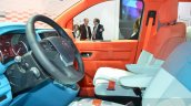 Citroen SpaceTourer Hyphen front cabin at the 2016 Geneva Motor Show Live