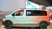 Citroen SpaceTourer Hyphen side at the 2016 Geneva Motor Show Live