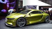 DS E-Tense Concept alloy wheels at 2016 Geneva Motor Show