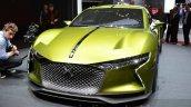 DS E-Tense Concept front quarter at 2016 Geneva Motor Show