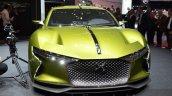 DS E-Tense Concept grille at 2016 Geneva Motor Show