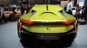DS E-Tense Concept rear at 2016 Geneva Motor Show