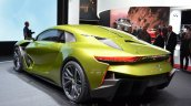 DS E-Tense Concept rear quarter at 2016 Geneva Motor Show