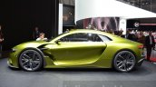 DS E-Tense Concept side at 2016 Geneva Motor Show
