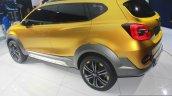 Datsun Go Cross Concept side at Auto Expo 2016