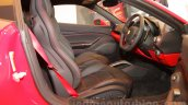 Ferrari 488 GTB seats