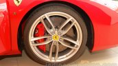 Ferrari 488 GTB wheel