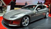 Ferrari GTC4Lusso at the 2016 Geneva Motor Show Live