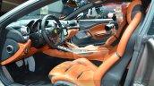 Ferrari GTC4Lusso front cabin at the 2016 Geneva Motor Show Live