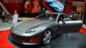 Ferrari GTC4Lusso front quarter at the 2016 Geneva Motor Show Live