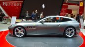 Ferrari GTC4Lusso side at the 2016 Geneva Motor Show Live