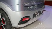 Fiat Avventura Urban Cross rear bumper at Auto Expo 2016