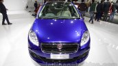 Fiat Linea 125s front at Auto Expo 2016